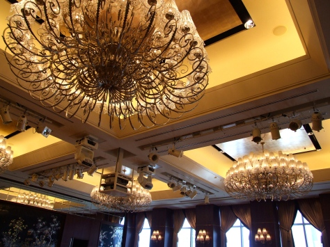 Shangri La Tokyo - Ball room