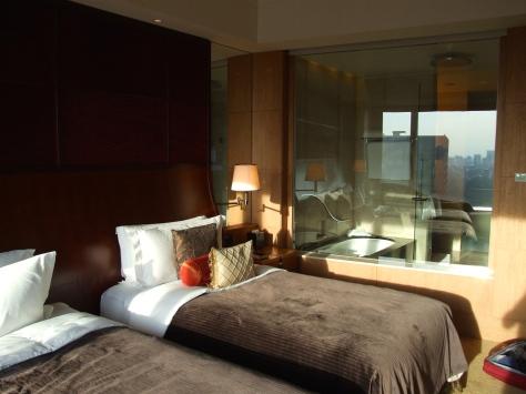 Shangri La Tokyo - Deluxe Imperial Garden View room