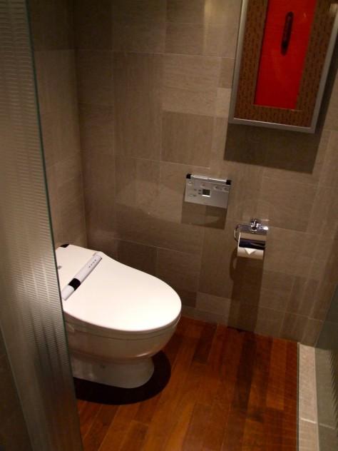 Mandarin Oriental Tokyo -bathroom