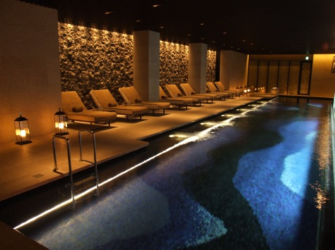 Ritz Carlton Kyoto - pool