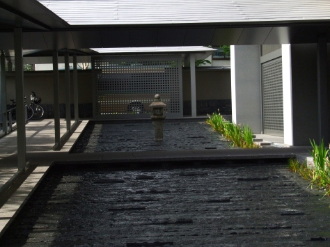 Ritz Carlton Kyoto -entrance