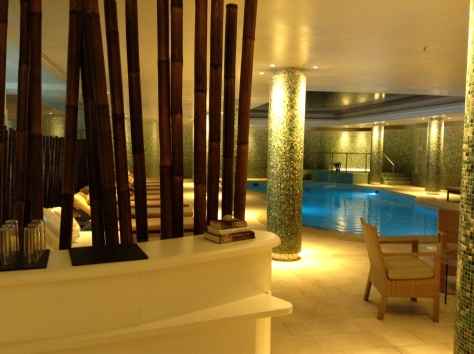 Penha Longa Sintra - heated indoor pool