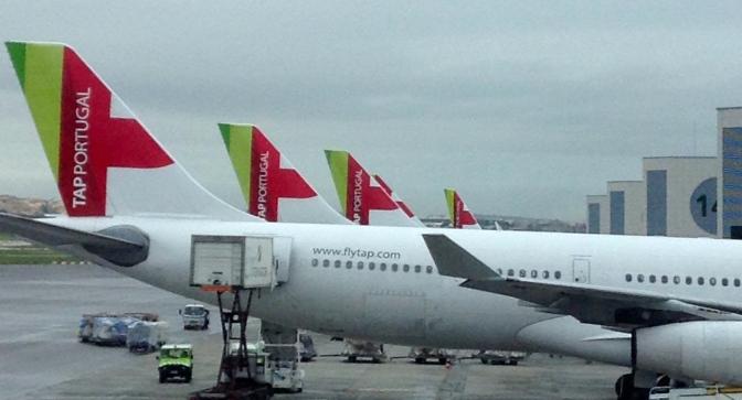 TAP – Economy Class – Airbus 320 – I say no, no, no….