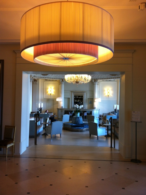 Star Hotel Savoia Excelsior Palace- lobby