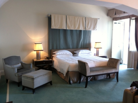 Star Hotel Savoia Excelsior Palace- junior suite