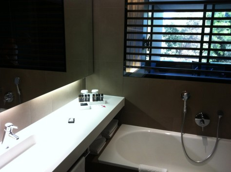Hotel Lone - bathroom