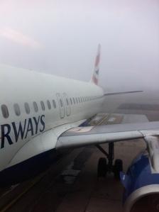 Brisitsh Airways A320-200 - Arlanda
