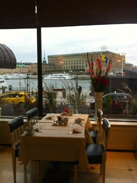 Grand Hotel Stockholm - Veranda