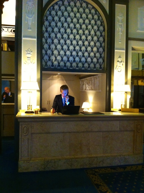 Grand Hotel Stockholm - Concierge