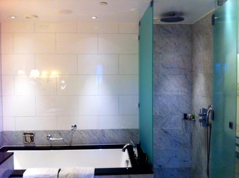 Grand Hotel Stockholm- Bathroom