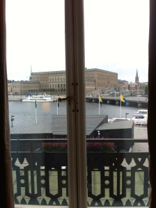 Grand Hotel Stockholm - View from room