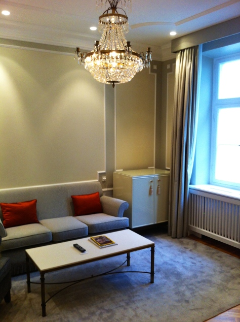 Grand Hotel Stockholm - livingroom