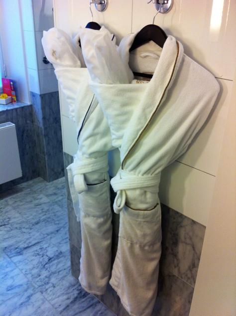 Grand Hotel Stockholm - bathroom amenities