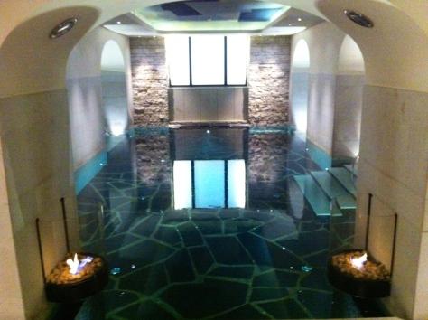 Grand Hotel Stockholm - Spa pool