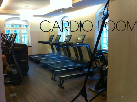 Grand Hotel Stockholm - Gym