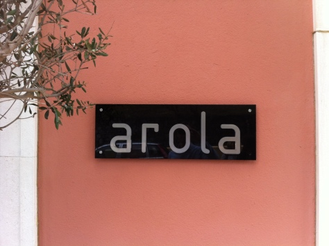 Penha Longa Sintra - Restaurant Arola