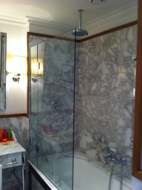 Star Hotel Savoia Excelsior Palace- bathroom