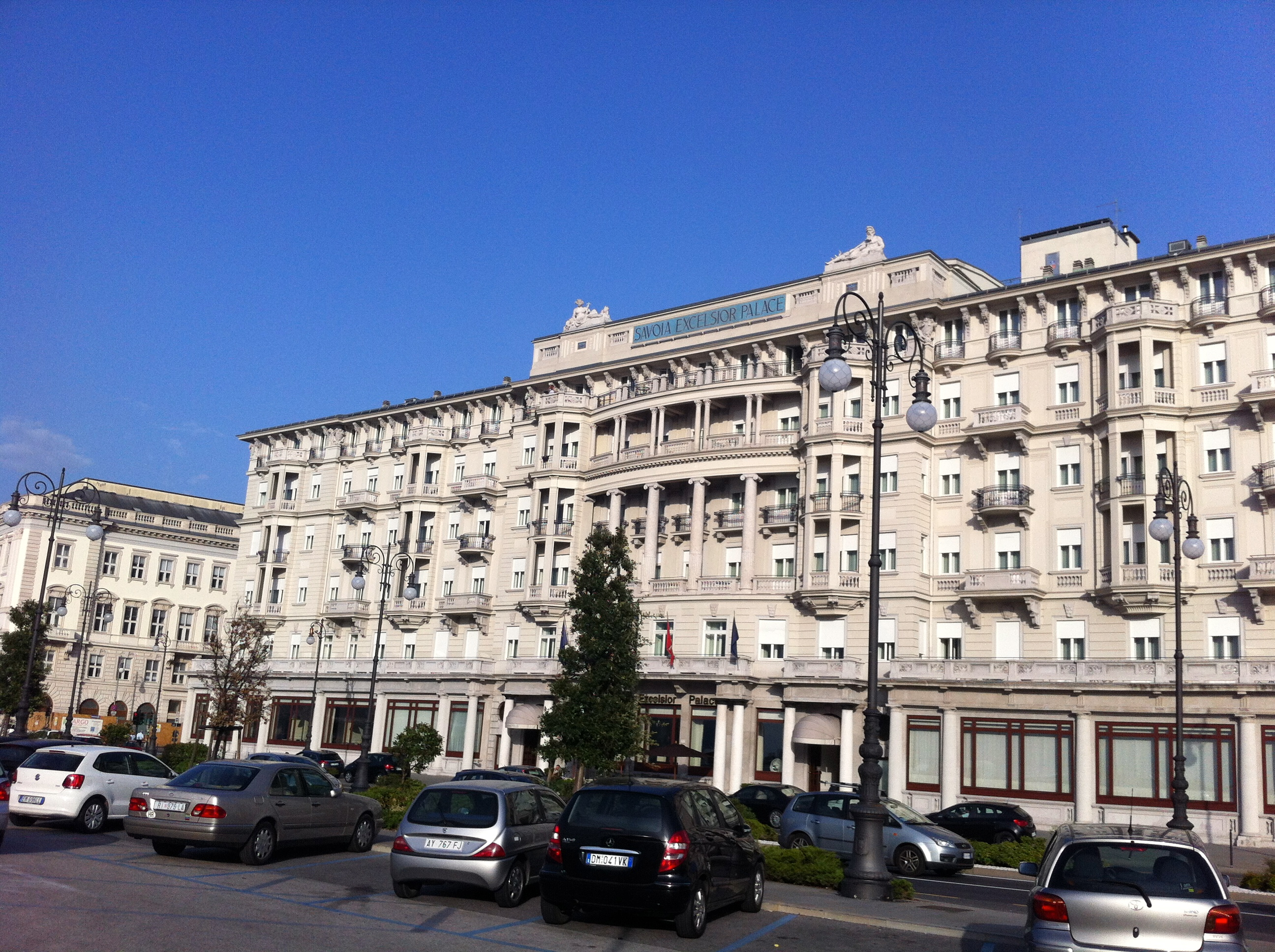 Hotel Excelsior Palace Trieste