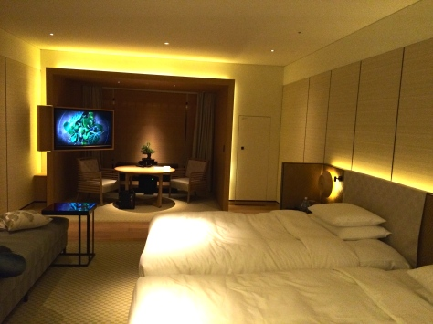 Ritz Carlton Kyoto- Luxury KAMOGAWA room
