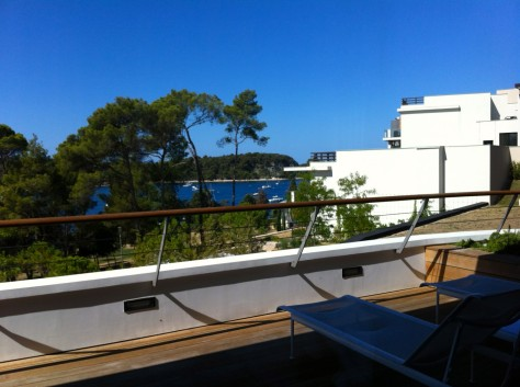 Hotel Lone - Balcony