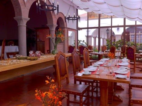 IBelmond Palacio Nazarenas - Breakfast