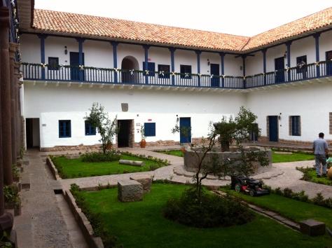 IBelmond Palacio Nazarenas - Entrance