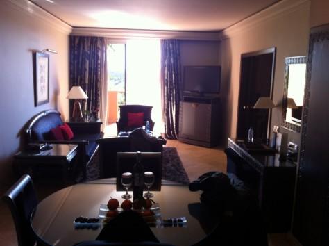 Sofitel Marrakech- room