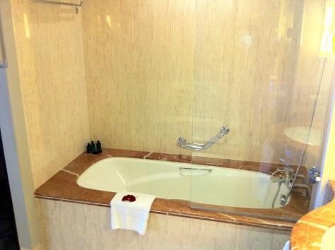 Sofitel Marrakech- Bathroom