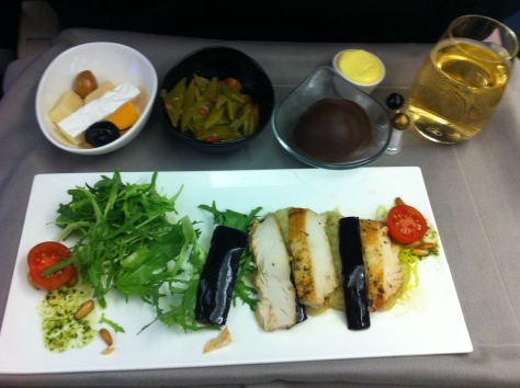 Turkish airlines - Business class