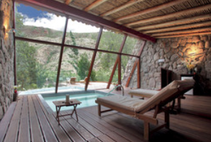 Belmond Rio Sagrado - spa