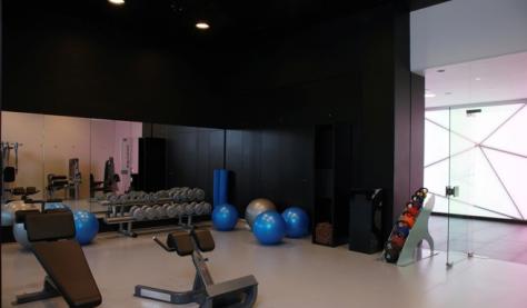 Hotel Lone - Gym
