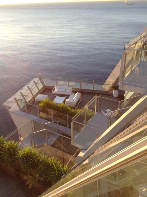 W Barcelona - View Spectacular corner suite