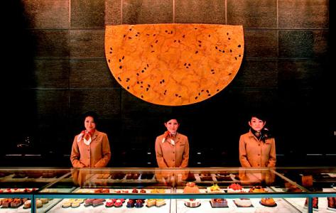 Mandarin Oriental Tokyo -Pastry shop
