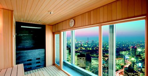 Mandarin Oriental Tokyo -Spa