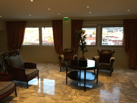 Hotel Majestic Barriere - common area