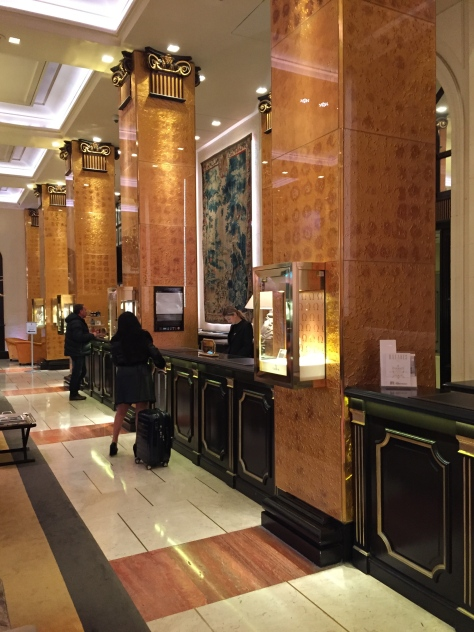 Hotel Majestic Barriere - Lobby