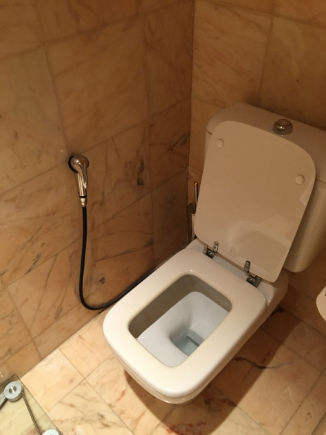 Hotel Majestic Barriere - toilet
