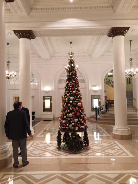 Intercontinental Carlton Cannes - lobby