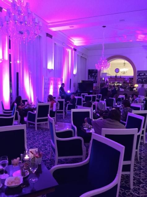 Intercontinental Carlton Cannes - lobby bar