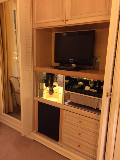 Intercontinental Carlton Cannes - classic room