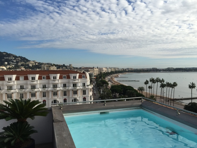 Hotel Majestic Barrier Suite – Cannes …lets look inside…
