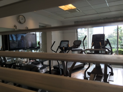 Hotel Majestic Barriere - Gym