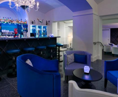 Kempinski Palais Hansen - bar