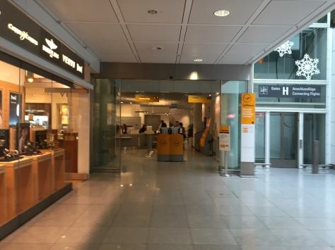 Lounge Munchen - Lufthansa