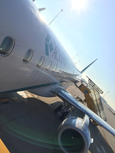 Air Dolomiti - Embraer 195