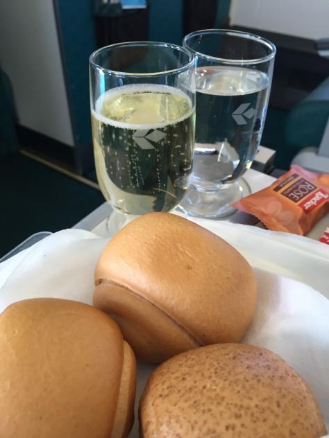 Air Dolomiti - Bussines class