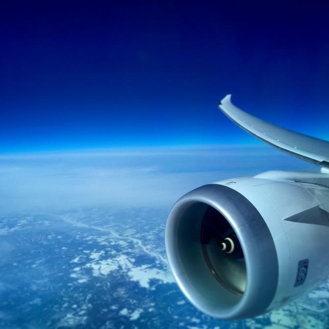 Norwegian – Premium Class – Boeing 787 Dreamliner